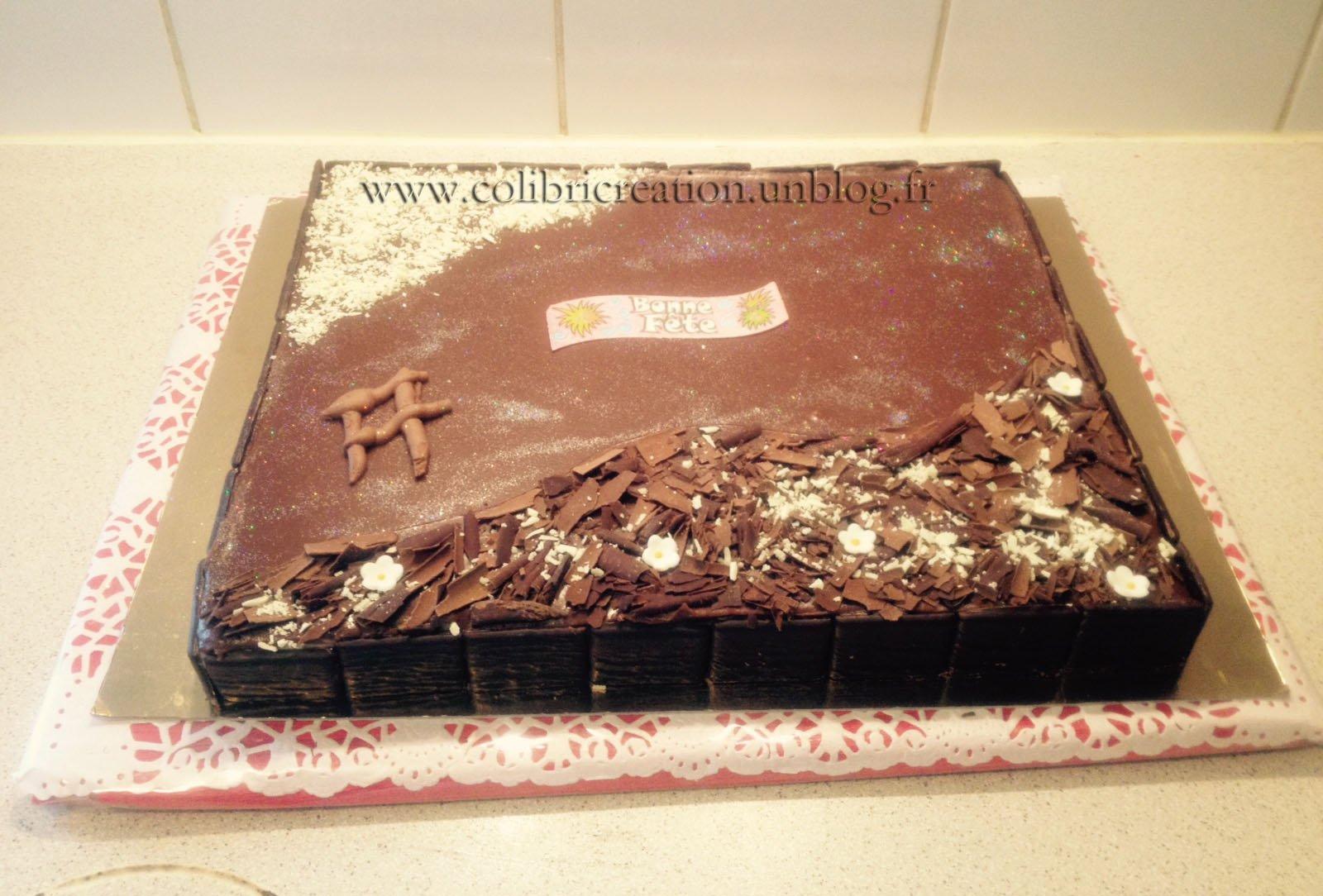 Gateaux chocolat 2015