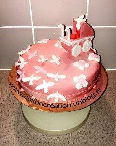 Gâteau landau